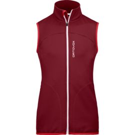 Ortovox Damen Fleece Weste