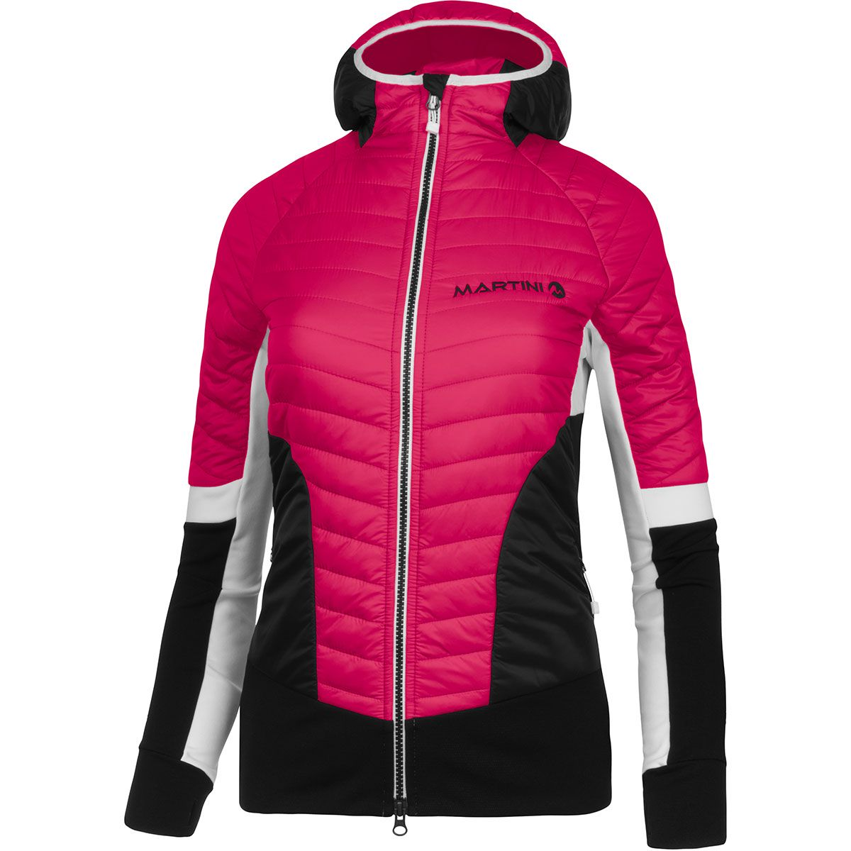 Martini Damen Intensity Jacke (Größe XS, Pink) | Isolationsjacken > Damen