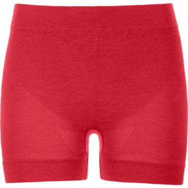 Ortovox Damen Competition Boxer hot coral XL