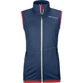 Ortovox Damen Fleece Light Weste