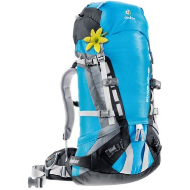 Deuter Women's Guide 40+ SL backpack turquoise-black