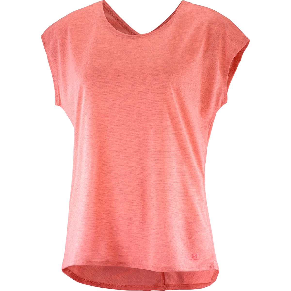 Salomon Damen Comet T-Shirt (Größe M, Pink) | T-Shirts Funktion > Damen