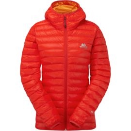 Mountain Equipment Damen Arete Hooded Jacke