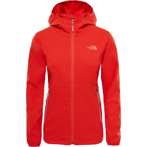 the north face damen nimble jacke fire brick red s kaufen. Black Bedroom Furniture Sets. Home Design Ideas