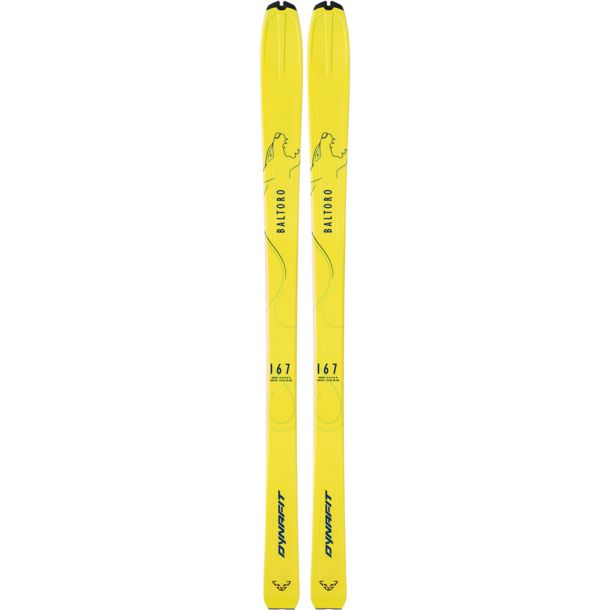 Dynafit Baltoro 2.0 Touring Ski yellow/ green 149