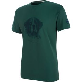 Mammut Heren Barryvox T-shirt