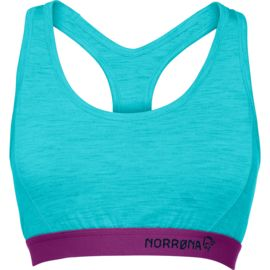 Norrona Women's Wool Crop Top