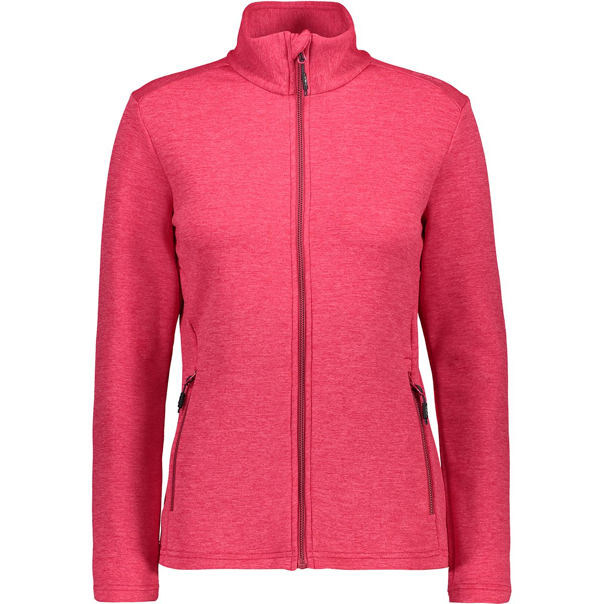 CMP Damen Medium Fleece Jacke (Größe XS, Pink) | Fleecejacken > Damen