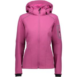 CMP Damen Light Softshell Hoody Jacke