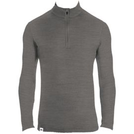 Rewoolution Heren Castor Mesh Half-Zip