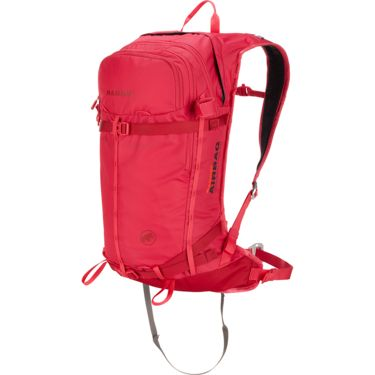Mammut Flip Removable Airbag 3.0 Lawinenrucksack dragon fruit scooter 22L