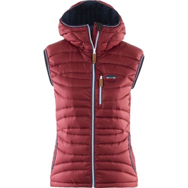 Elevenate Women's Rapide Women's Vest beetroot red S