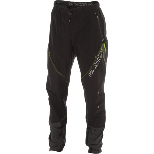 Montura Men's Upgrade Pant black-green schwarz-grün S