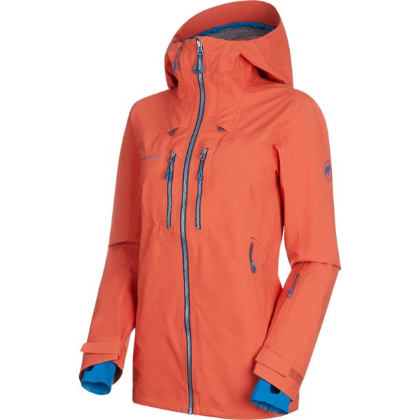 wholesale dealer first rate authentic Women's Alyeska HS Hooded Jacket pepper XS