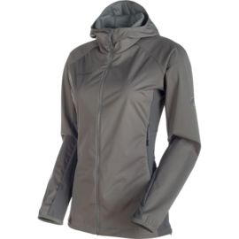 Mammut Damen Keiko Light SO Hooded Jacke