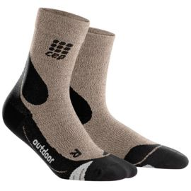 CEP Damen Outdoor Merino Mid-Cut Socks