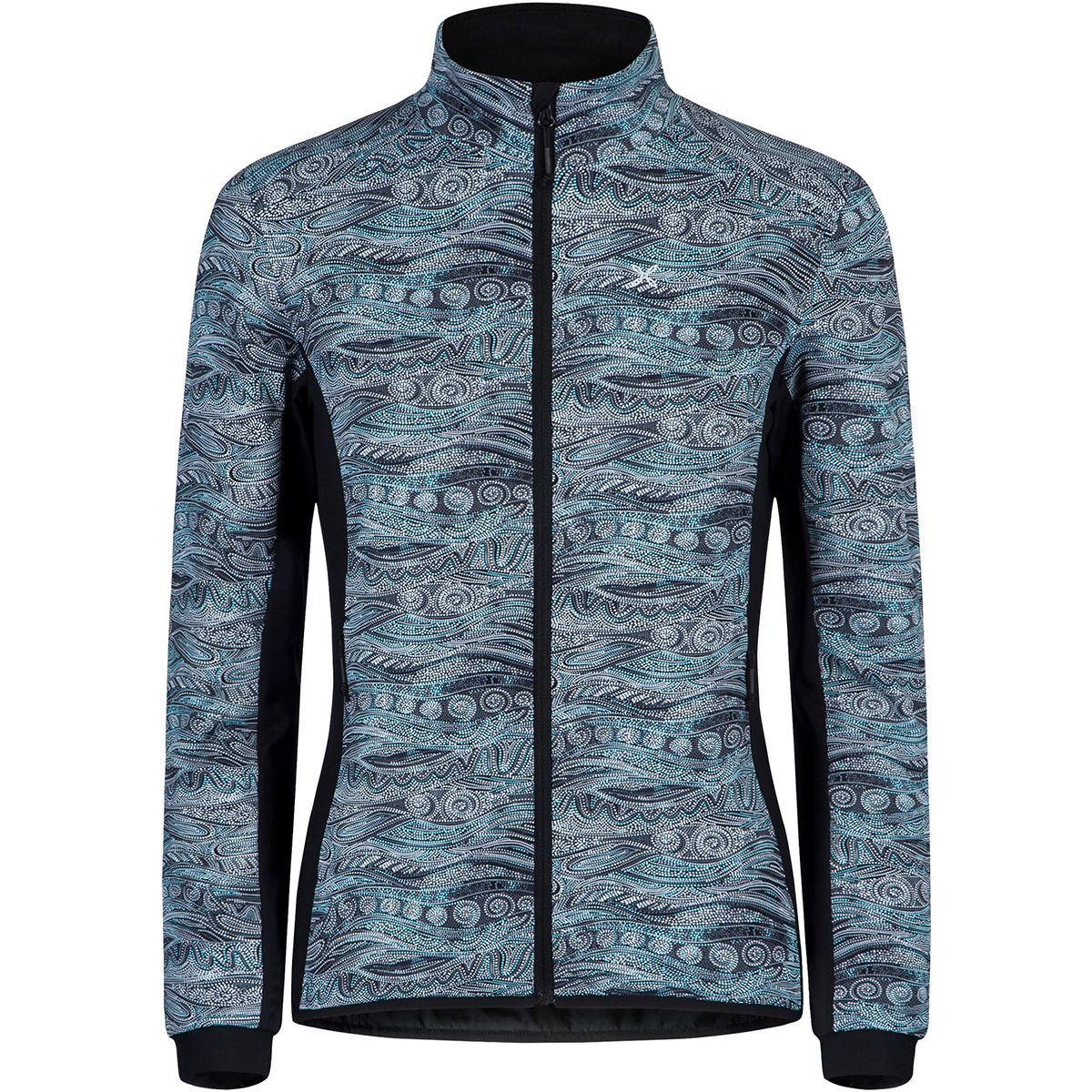 Montura Damen Sound Thermic Jacke (Größe XS, Blau) | Fleecejacken > Damen