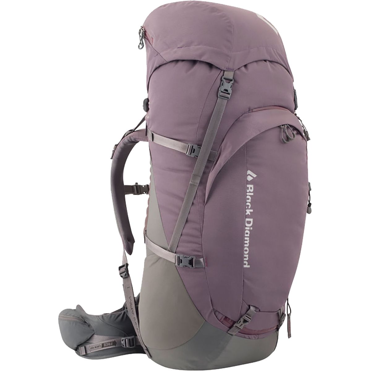 Black Diamond Damen Onyx 65 Rucksack Pink