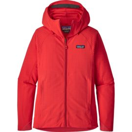 Patagonia Damen TechFace R1 Hooded Jacke