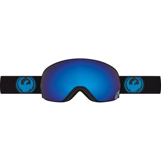 Dragon X2s Skibrille Jet-dark smoke blue Jet-dark smoke blue