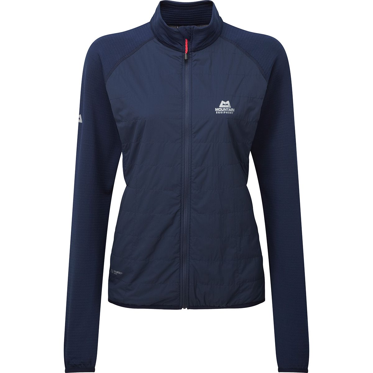 Mountain Equipment Damen Switch Jacke (Größe M, Schwarz) | Fleecejacken > Damen