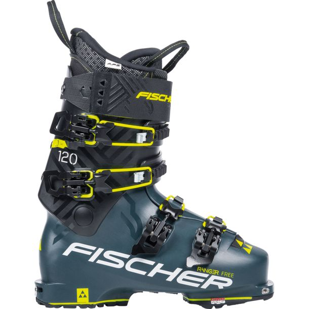Men's Ranger Free 120 Walk DYN Ski Touring Boot petrolblack 25.5