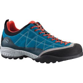 Scarpa Men's Zen Pro Shoe azure-orange