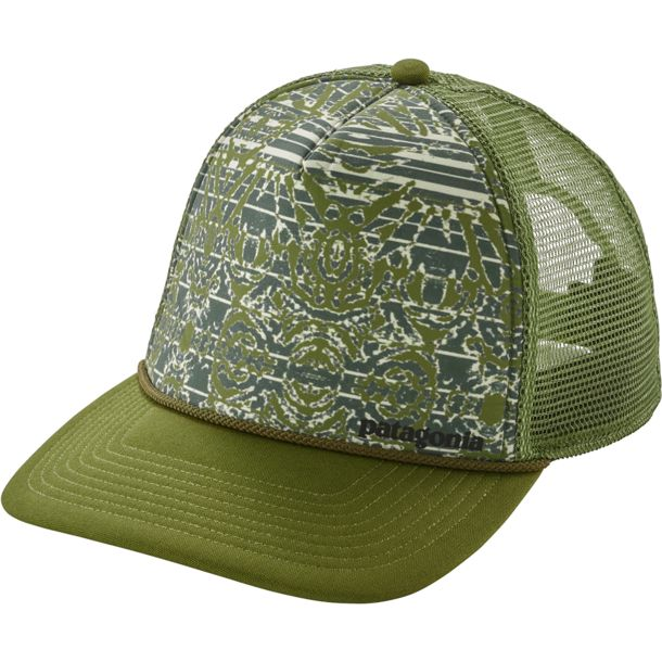 654512857d7 Buy Patagonia Wave Worn Interstate Hat sprouted green ONE SIZE ...