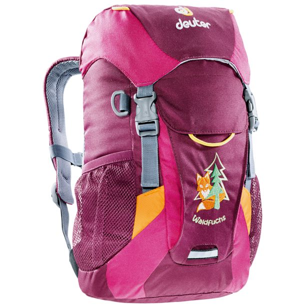 superior quality classic shoes competitive price Kinder Waldfuchs Rucksack blackberry-magenta