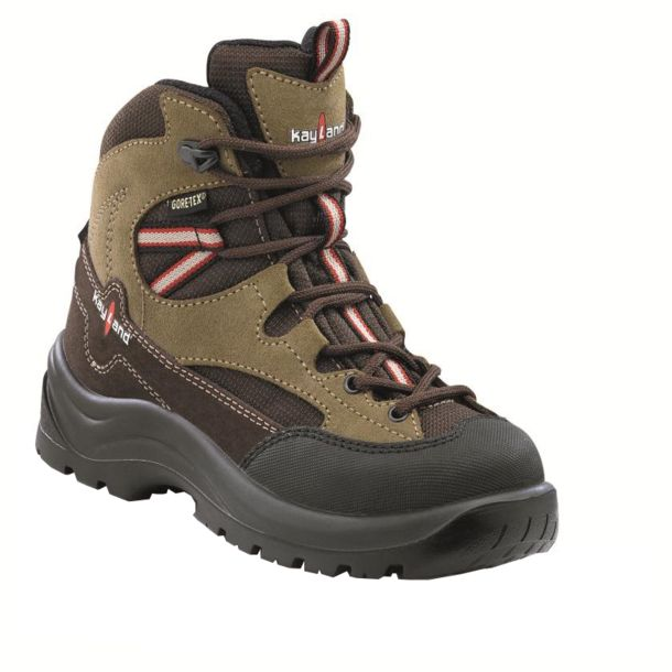 Kayland Kinder Duster GTX Schuhe brown 28