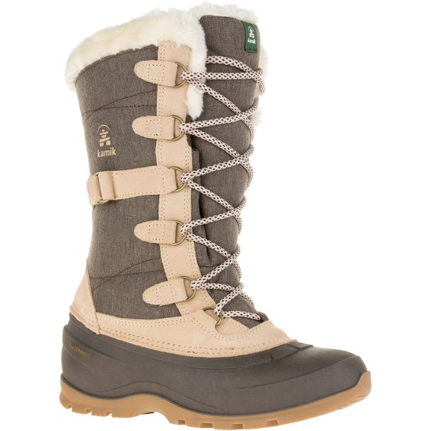factory price bd34d 7397d Damen Snowvalley 2 Winterstiefel brown 37