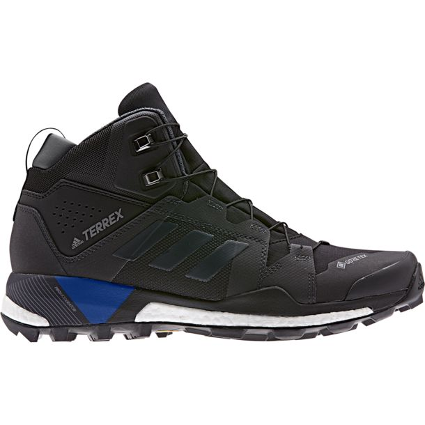 Herren Terrex Skychaser XT GTX Mid Schuhe core black grey five royal UK 9.5