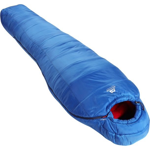 Mountain Equipment Aurora III Schlafsack empire blue XL LINKS
