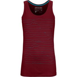 Ortovox Damen 150 Cool Voice Tank Top