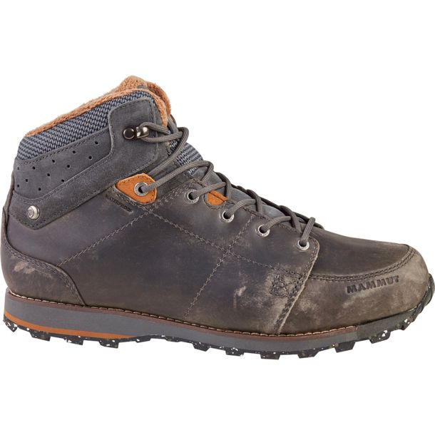 5d2a0a5c6c4 Men's Chamuera Mid Boot dark graphite-timber 7