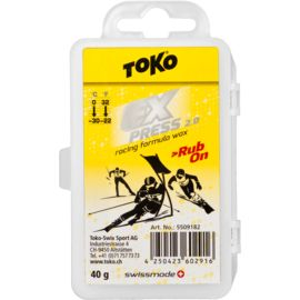 Toko Express Racing Rub-on Skiwachs
