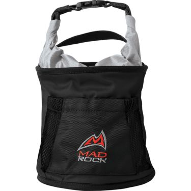 Mad Rock Chalk Pot Chalk Bag black