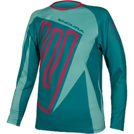 Endura Kinder MT500JR L/S Radtrikot