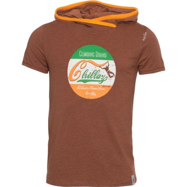 Chillaz Men's Bali T-Shirt brick melange S