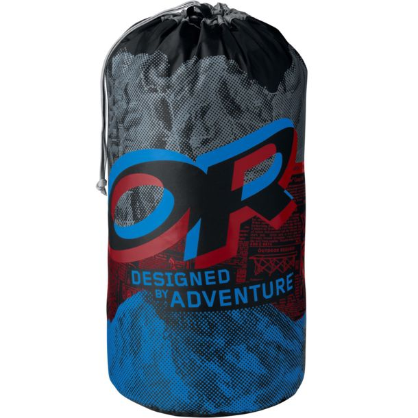 Outdoor Research Graphic Stuff Sacks 15l anaglyph