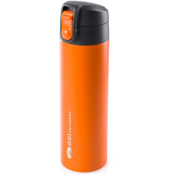 GSI Glacier Stainless Microlite 500 Isolierflasche orange