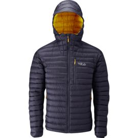 Rab Men's Microlight Alpine Jacket mars red