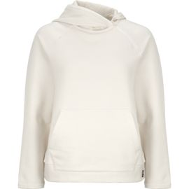 Super.Natural Damen Motion Shoulder Zip Pullover