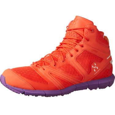 Haglöfs Women's L.I.M. HI Q GT W's Shoes dynamite UK4