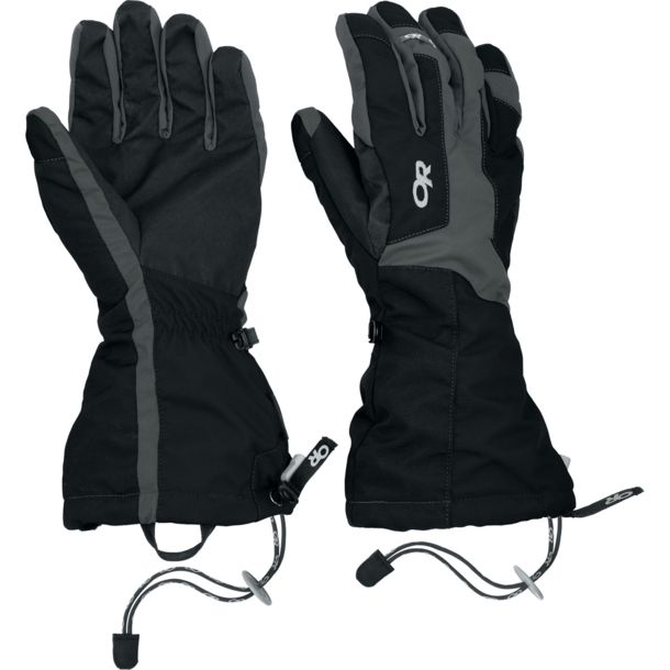 Outdoor Research Men's Arete Gloves black black S