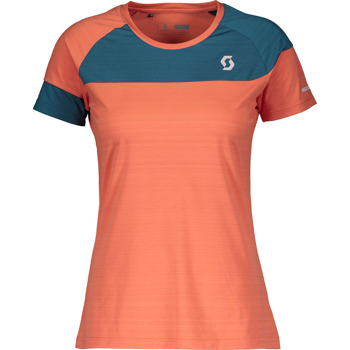Scott Damen Trail MTN 50 T-Shirt (Größe XS, Orange) | T-Shirts Funktion > Damen