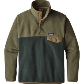 Patagonia Herren LW Synch Snap-T Pullover
