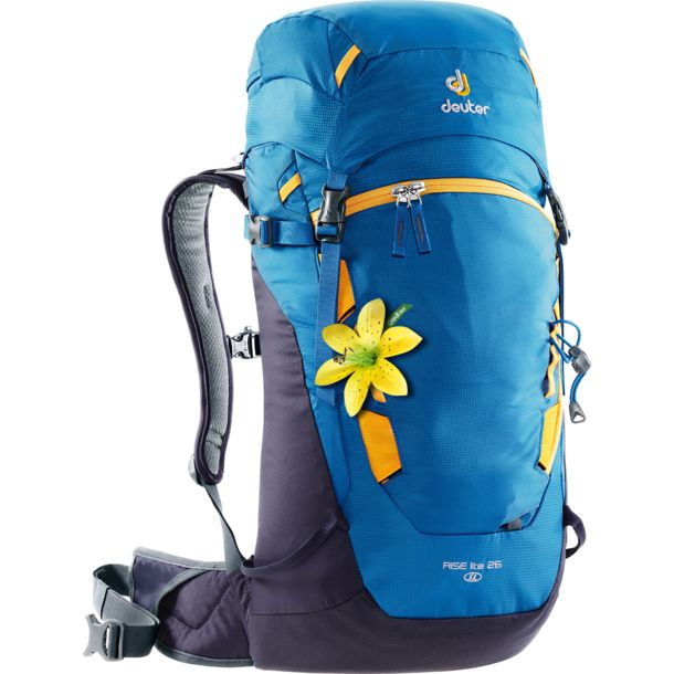 Deuter Damen Rise Lite 26SL Rucksack coolblue-blueberry