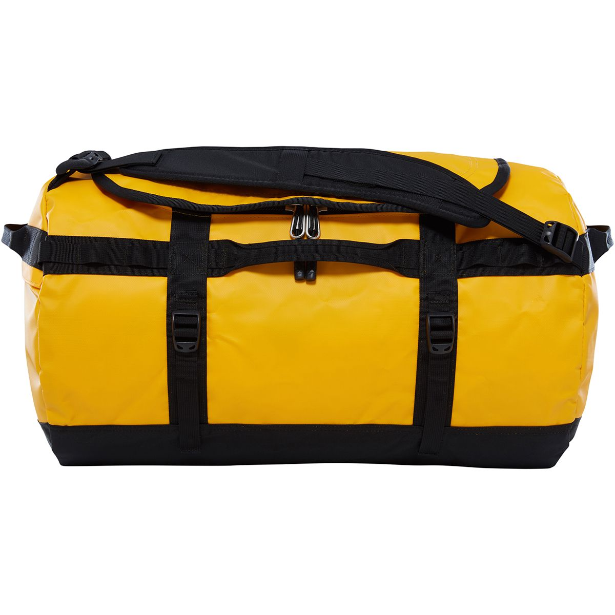 The North Face duffel bag
