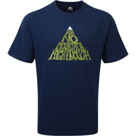 Mountain Equipment Herren Aint No Mountain Tee